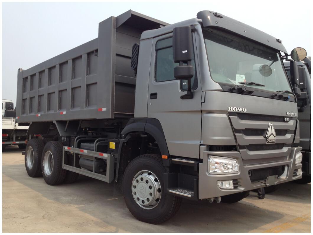Howo 6x4 Tipper Truck Nigerian Sinotrucks Limited